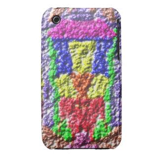 Strange pattern iPhone 3 covers