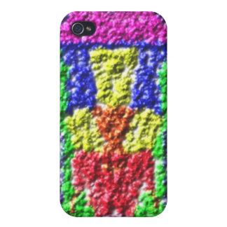 Strange pattern iPhone 4/4S case