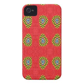 Strange pattern iPhone 4 case