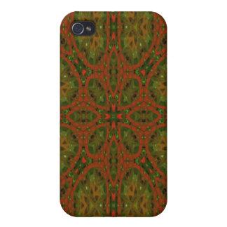 strange pattern iPhone 4 covers