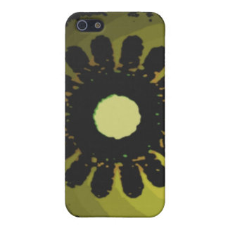 Strange pattern iPhone 5 cover