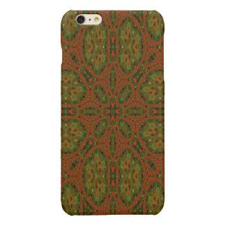 strange pattern iPhone 6 plus case