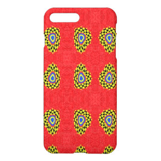 Strange pattern iPhone 7 plus case