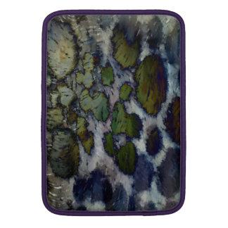 Strange ?? pattern MacBook sleeve