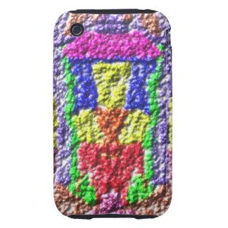 Strange pattern tough iPhone 3 covers