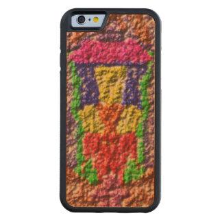 Strange pattern cherry iPhone 6 bumper case