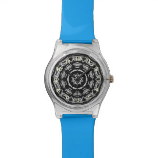 Strange patttern watch