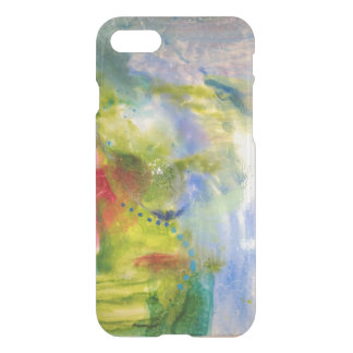 Strange picture art abstraction picture iPhone 7 case
