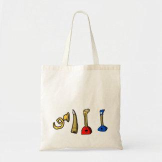 Strange sounds instrument bag