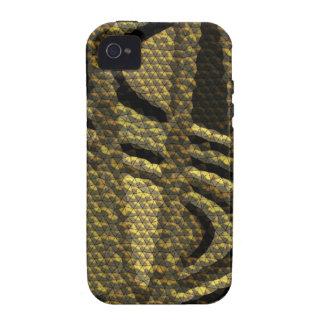 Strange tiles pattern Case-Mate iPhone 4 case