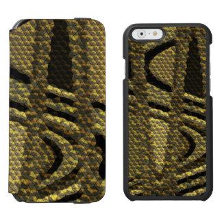 Strange tiles pattern incipio watson™ iPhone 6 wallet case