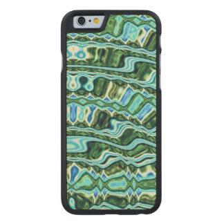 Strange trendy patterm carved® maple iPhone 6 case