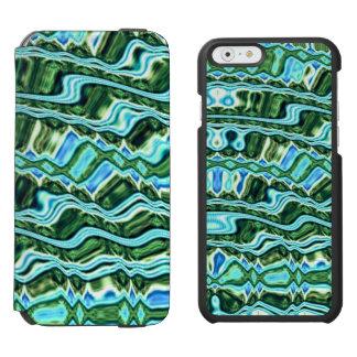 Strange trendy patterm incipio watson™ iPhone 6 wallet case