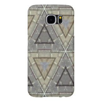 Strange triangle pattern samsung galaxy s6 cases