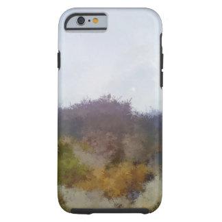 Strange unique landscape tough iPhone 6 case