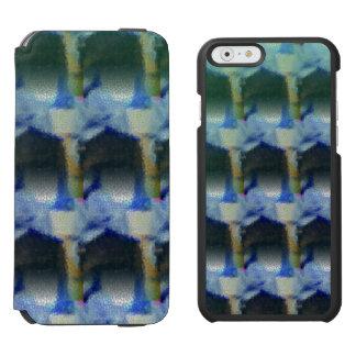 Strange unique pattern incipio watson™ iPhone 6 wallet case