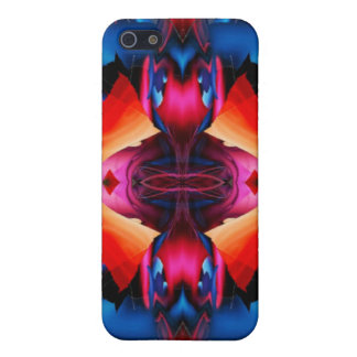 Strange Vibrations Cover For iPhone 5/5S