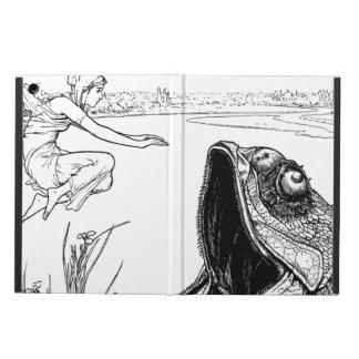 Strange Vintage Illustration iPad Air Case