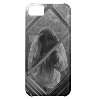 Strange Woman Trapped in iPhone iPhone 5C Case