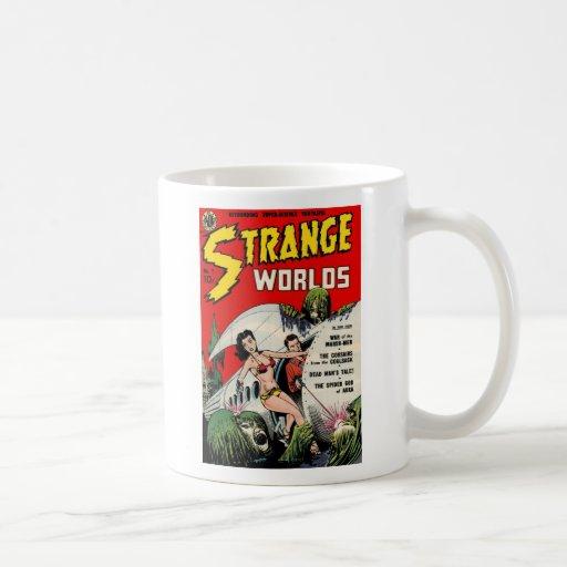Strange Worlds Mug
