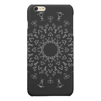 Strange Writing iPhone 6 Plus Case