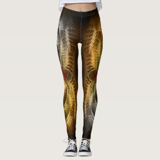 Stranger Cosmos Leggings