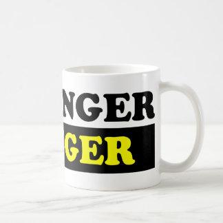 Stranger Danger Classic White Coffee Mug