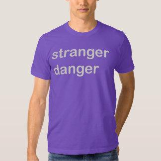 Stranger Danger T-shirt