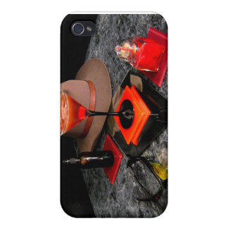 Stranger in Town iPhone 4/4S Cases