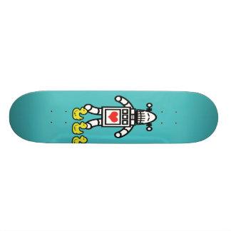 Stranger Things Have Happened Custom Skateboard