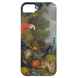 STRANOVER Tobias macaws birds animals fruit nature iPhone 5 Cover