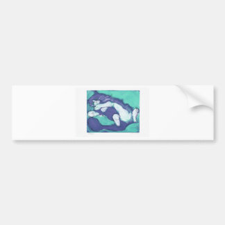 Strappy Bumper Stickers