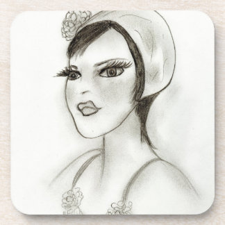 Strappy Flapper Coasters