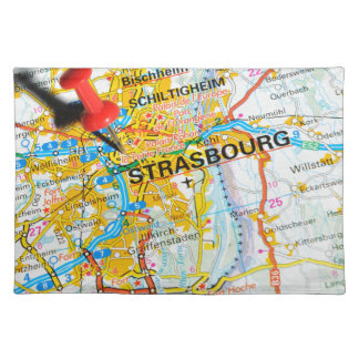 Strasbourg, France Placemat