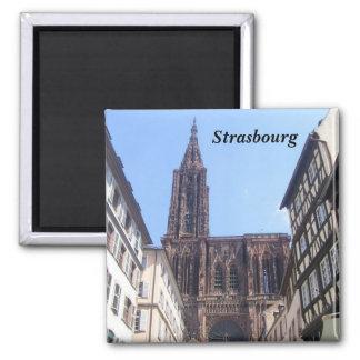 Strasbourg - refrigerator magnet