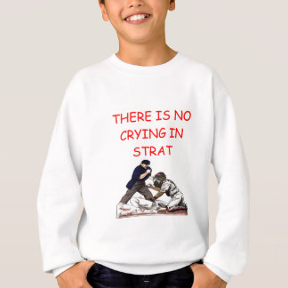 STRAT baseball Sweatshirt