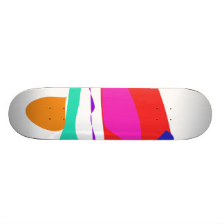 Strata 20.6 Cm Skateboard Deck