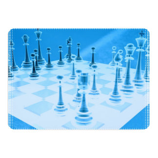 Strategic Chess Play Personalized Announcement