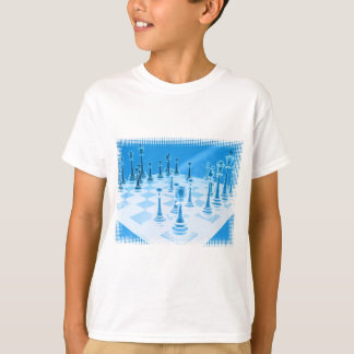 Strategic Chess Play Kid's T-Shirt