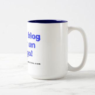strategie evolutive - la tazza ufficiale Two-Tone coffee mug