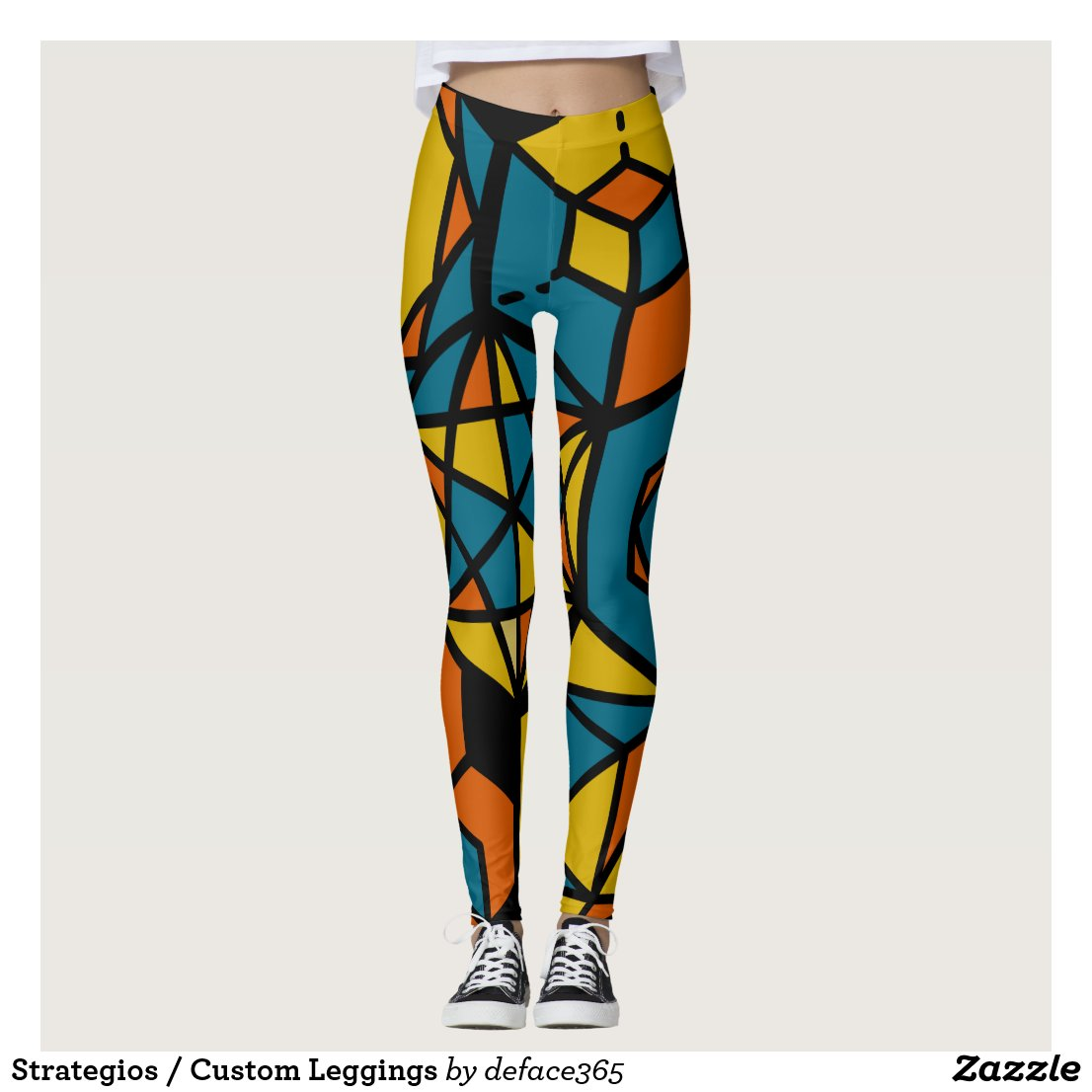 Strategios / Custom Leggings