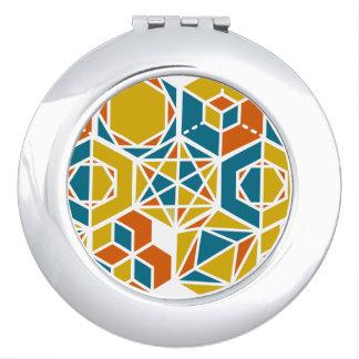 Strategios / Round Compact Mirror