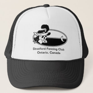 Stratford Fencing Club hat