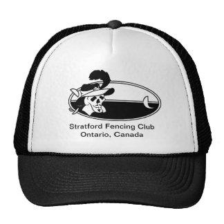 Stratford Fencing Club hat