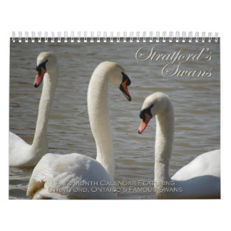 Stratford Swans Calendar
