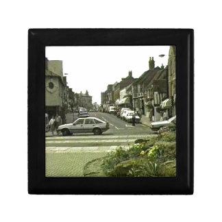 Stratford-upon-Avon England 1986 Street jGibney Jewelry Box