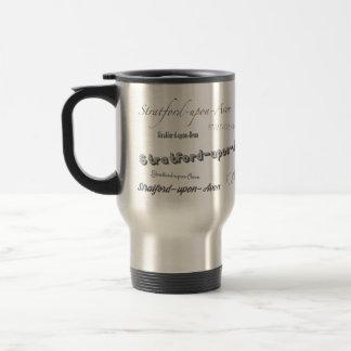 Stratford Upon Avon Place Name Travel Mug