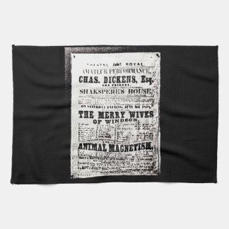 Stratford-upon-Avon Shakespeare's Artifacts3 jGib Towels
