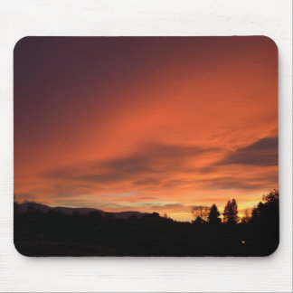 Strathspey Sunset Mousemat