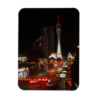 Stratosphere Tower Las Vegas Photo Magnet